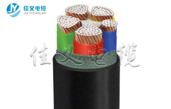 塑料绝缘铜包铝芯电线电缆