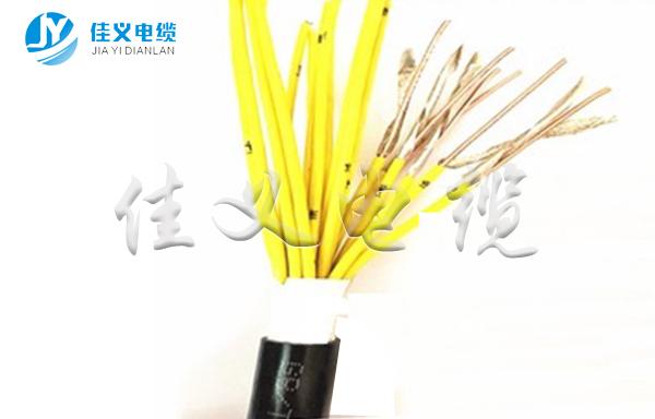 塑料绝缘耐火控制电缆