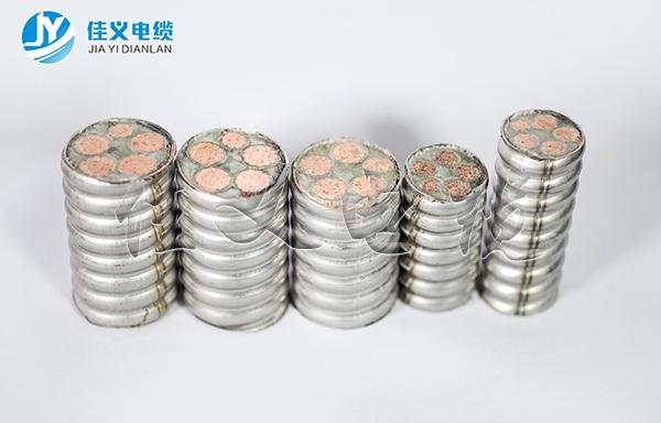 HFTGB不锈钢柔性东北防火电缆厂家