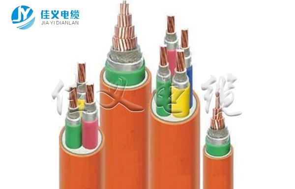 BTLY(NG-A)系列隔离型矿物绝缘防火电缆